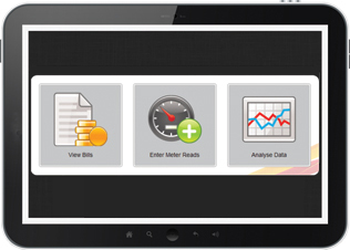 Sigma Energy Viewer 3 buttons