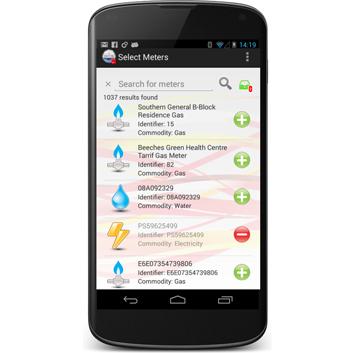 TEAM Sigma Mobile Data Entry App