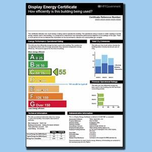 Display Energy Certificate (DEC)