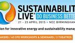 Sustainability Live 2015