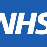 Small NHS logo