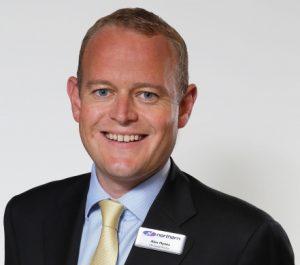 Alex Hynes, Managing Director for Northern Rail