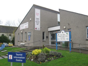 Hayle Library - Cornwall Council