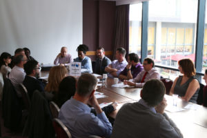 P272 Discussion at the TEAM User Group Conference 2017
