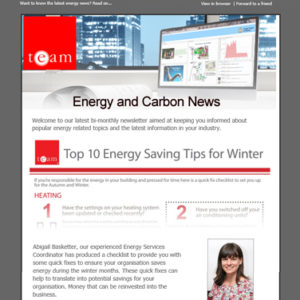 Energy and Carbon News