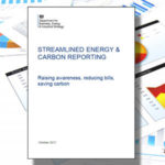 Streamlined Energy and Carbon Reporting