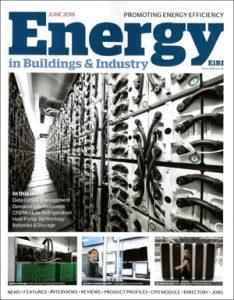 Energy in Buildings and Industy Eibi June 2018