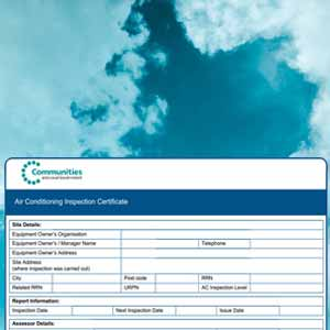 Air Conditioning Inspection Reports
