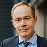 Dr Simon Miles, Chief Executive Officer