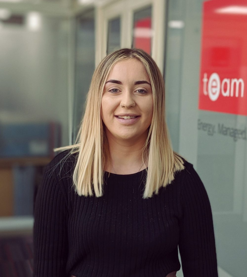 Caitlin Barker, Energy Services Delivery Manager