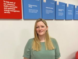 Rebecca Ireland, Recovery and Data Team Manager